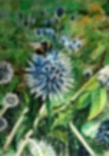 Bee flower pastel.jpg