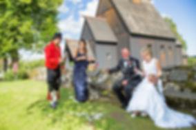Blinkskudd i bryllup. Bryllupsfotograf Sandefjord, Vestfold. Fotograf Atle Slettingdalen. Champagne i bryllup