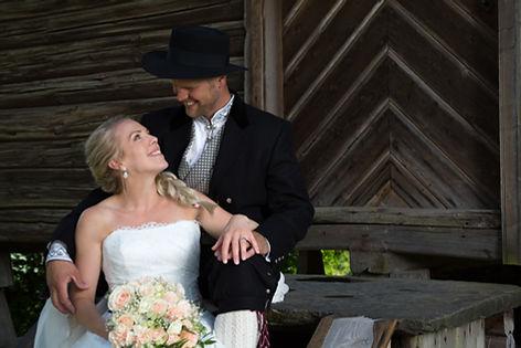Romantisk bryllupsbilde. Gifte seg. Planlegge bryllup. Fotograf Atle Slettingdalen