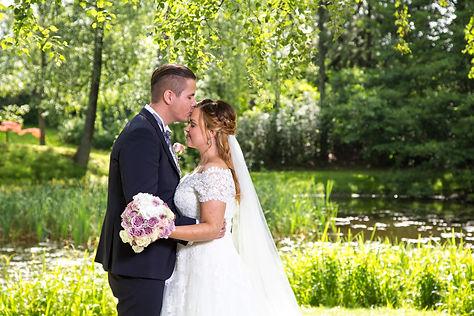 Bryllupsfotograf Tønsberg. Rosanesparken bryllup Fotograf Atle Slettingdalen