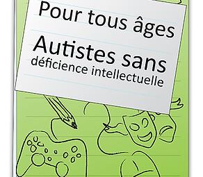 Autisme - Dépliant Projet Intégration Autismopolis