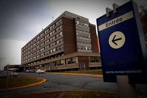Hôpital du Haut-Richelieu - Saint-Jean-sur-Richelieu