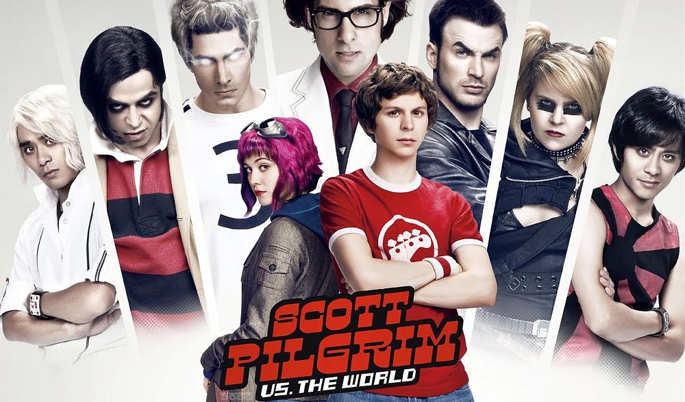 Scott Pilgrim vs The World - Un film qui me parle beaucoup