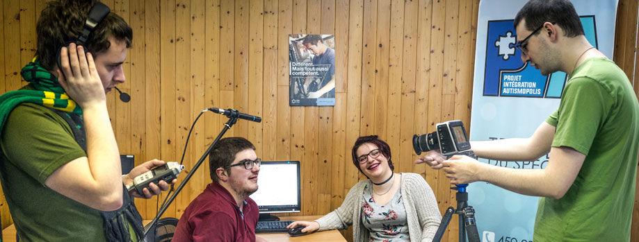 Autisme - Emploi - Projet de préparation à l'emploi en partenariat avec Emploi-Québec Montérégie d'une durée de six(6) mois qui vise le développement de l'employabilité pour les personnes qui présentent un trouble du spectre de l'autisme sans déficience intellectuelle