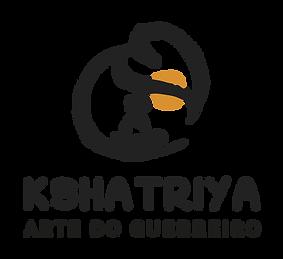kshatriya-rgb_logotipo-vertical-laranja.