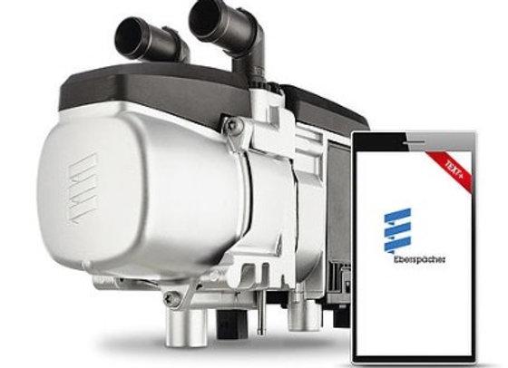 4 кВт, 12 В. Hydronic 3 (бензин) с базовым монт. комплектом и Easy Start Text+