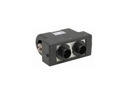 4 кВт, 24 В Дополнительный отопитель Xeros 4200, D=16мм,с панелью на 2 отвода 75