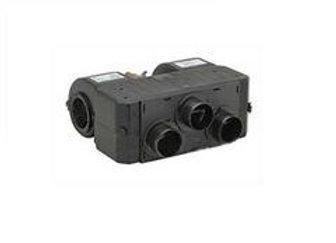 8кВт, 24 В Доп. отопитель Zenit 8000, D=16мм, с панелью на 3 дефлектора 75 мм