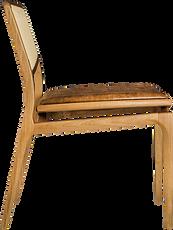 Cadeira Alexia mista - Mel Claro - 20363