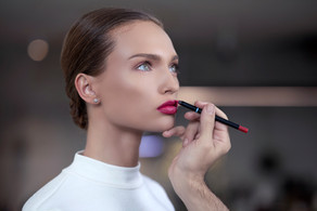 Aula de maquiagem + Análise de coloração pessoal