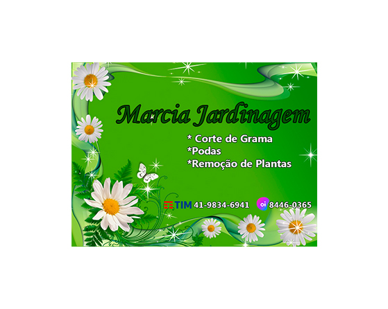 Marcia Jardinagem