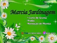 Marcia Jardinagem - Cartão Programa Vida