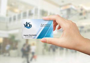 Como Associar - Cartão Programa Vida Blue