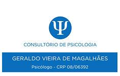 Geraldo Vieira de Magalhães - Cartão Programa Vida