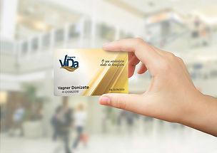 Como Associar - Cartão Programa Vida Gold