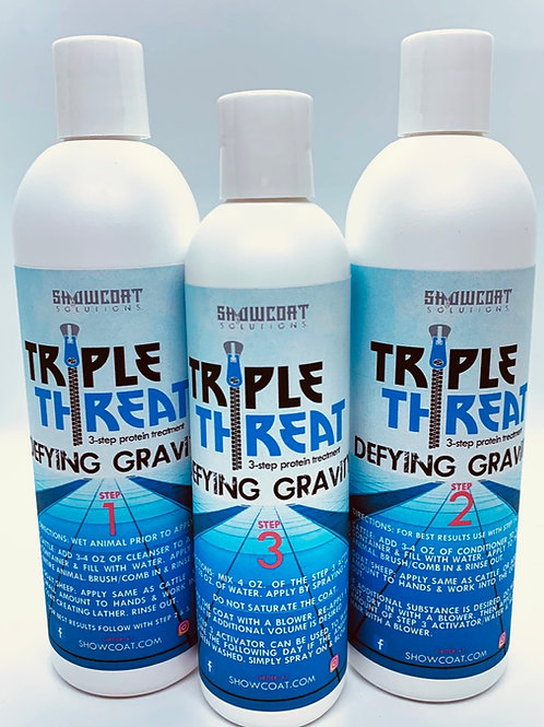Triple Threat - 3 Step Protein Treatment
