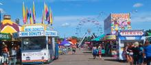 lake county fair.
