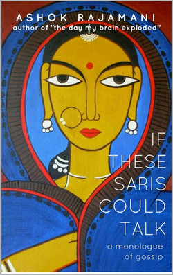 IF THESE SARIS COULD TALK