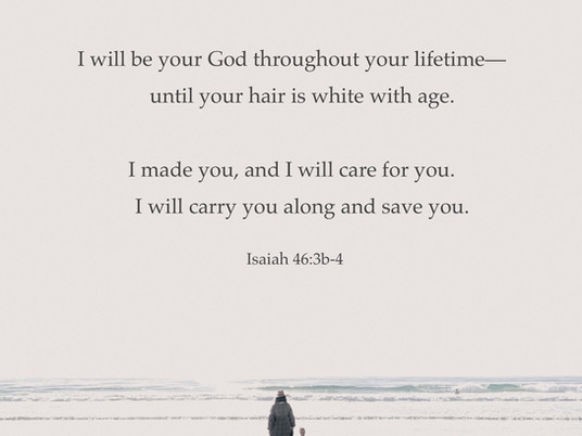 God Is With Us—Forever!