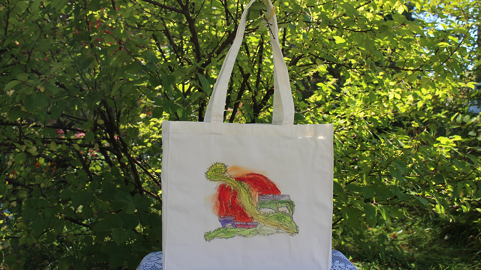 Canvas Tote Bag - Harvest