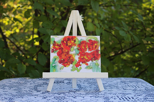 Marigolds Small Card