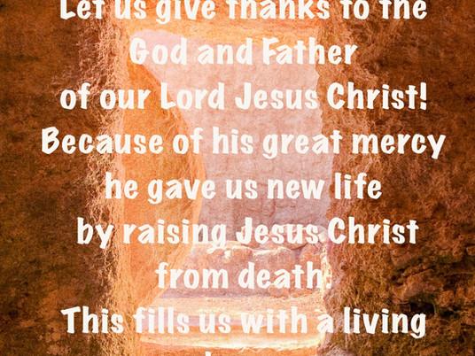 Easter—Resurrection Sunday