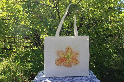 Canvas Tote Bag - Stellas Ruffled Fingers