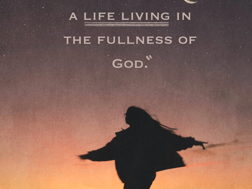 And Exactly What Is the Fullness of God?