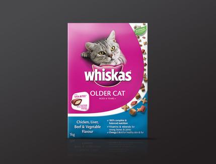 Whiskas Packaging