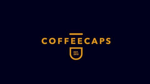 Coffeecaps Brand Identity