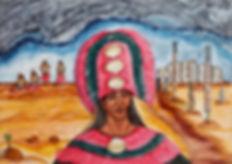 IL CAPO, FORZA E RIFLESSIONE (2012) di Liliya Kishkis