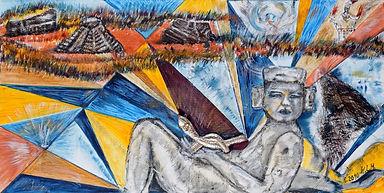 IL TESTIMONE SILENZIOSO DI CHICHEN ITZA (2010) di Liliya Kishkis