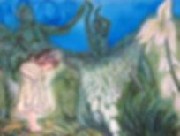 DREAM ALWAYS WITH THE EYES OF A CHILD di Liliya Kishkis
