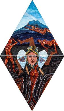 """SIGNORA ETNA"" (2014) di Liliya Kishkis"