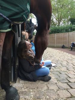 'Boubou', jolie rencontre à Paris