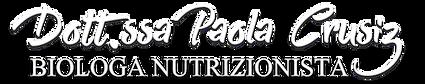 Dott.ssa Paola Crusiz Biologa Nutrizionista