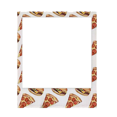 pizza frame