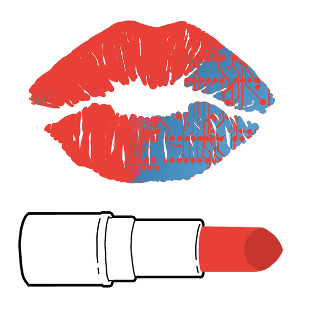 KNOWLEDGE DECENTRALIZER LIPSTICK