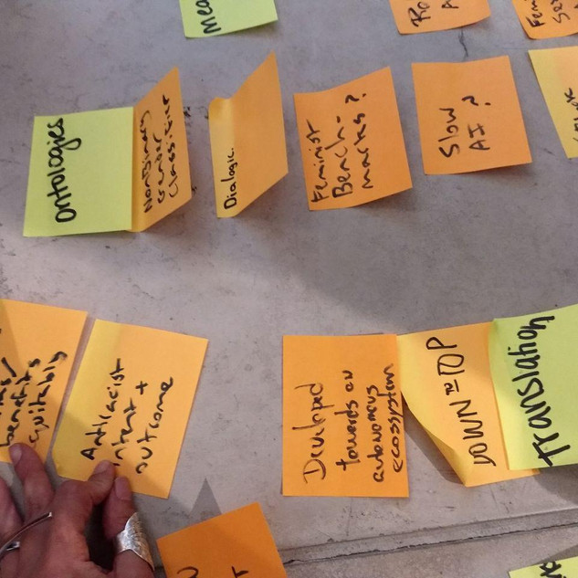 first ideation rounds