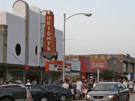 Getting to Know The Houston Heights