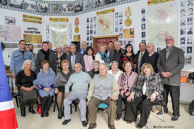 Члены координационного Совета   в ашдодс