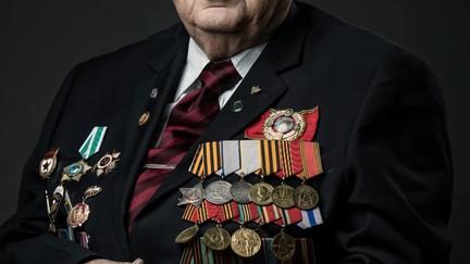 Фотосессия для ветеранов Второй Мировой Войны
