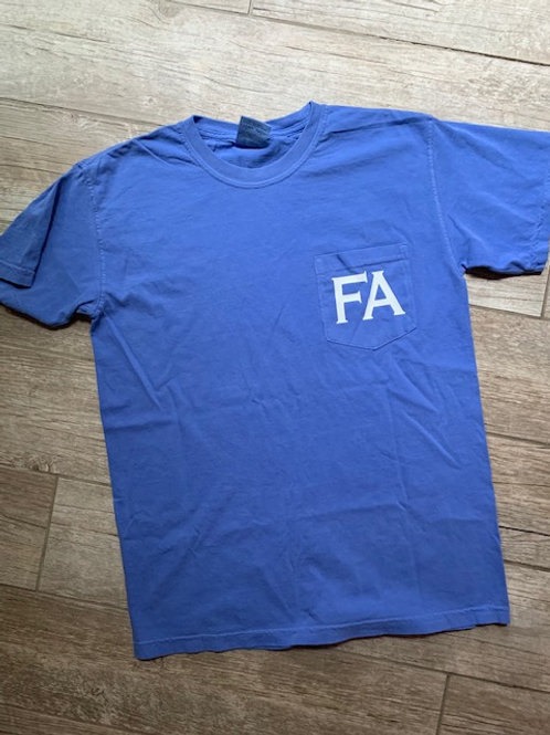 FA One Family Comfort Colors Tee