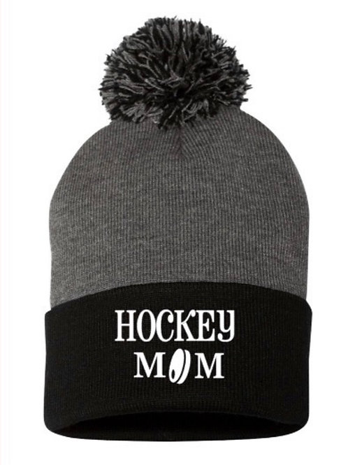 Hockey Mom Beanie