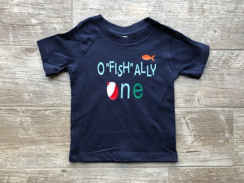 "O ""Fish""ally ONE"