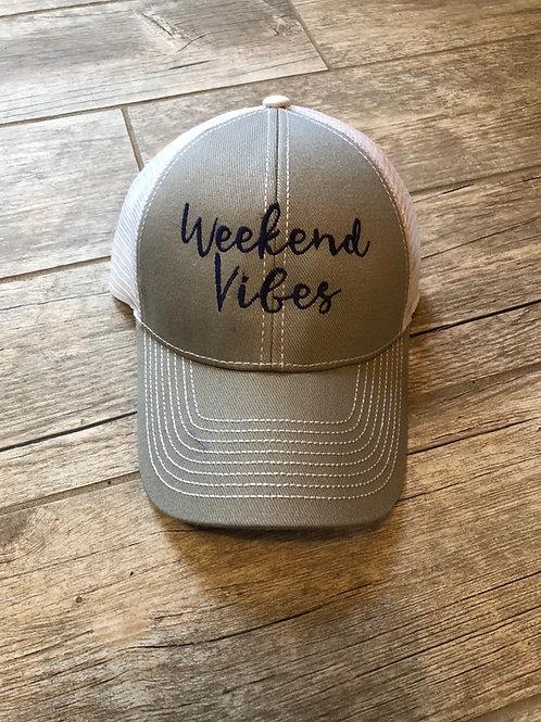 Weekend Vibes hat