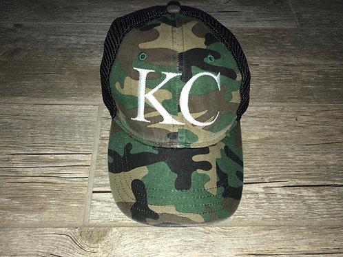 KC Camo Hat