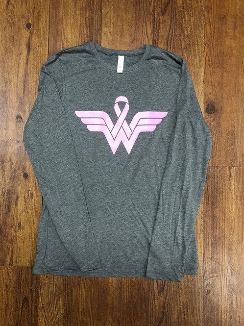 Breast Cancer Wonder Woman