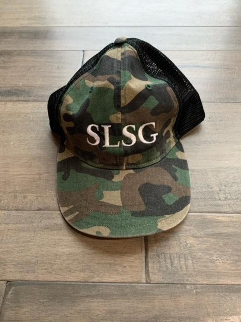 SLSG camo hat