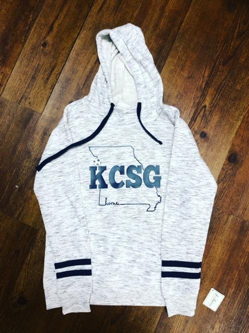 "Women's Missouri KCSG ""home"" hoodie"